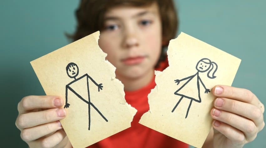 Helping Your Child Through A Divorce Troubled Teens