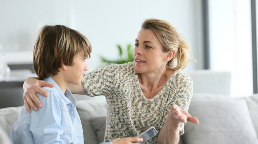 Connecting With Your Teenager Troubled Teens