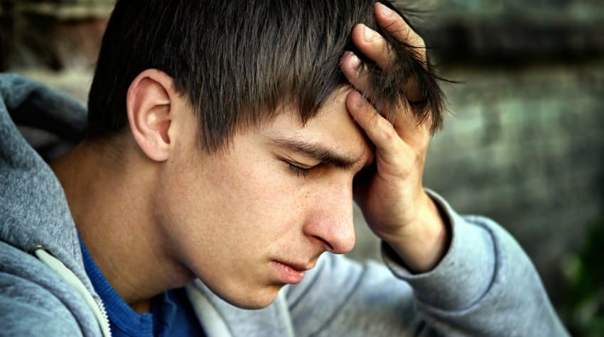 teen that lacks motivation