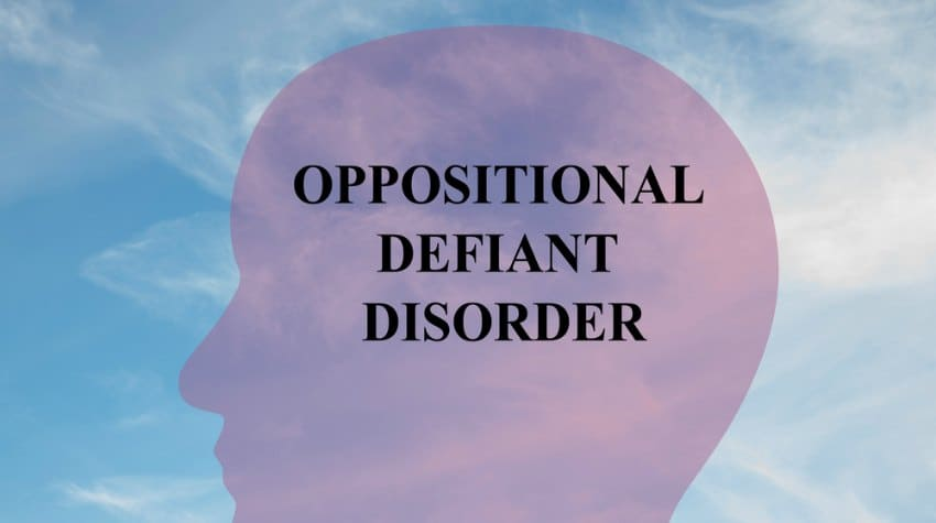 Teenage Oppositional Defiance Disorder Troubled Teens