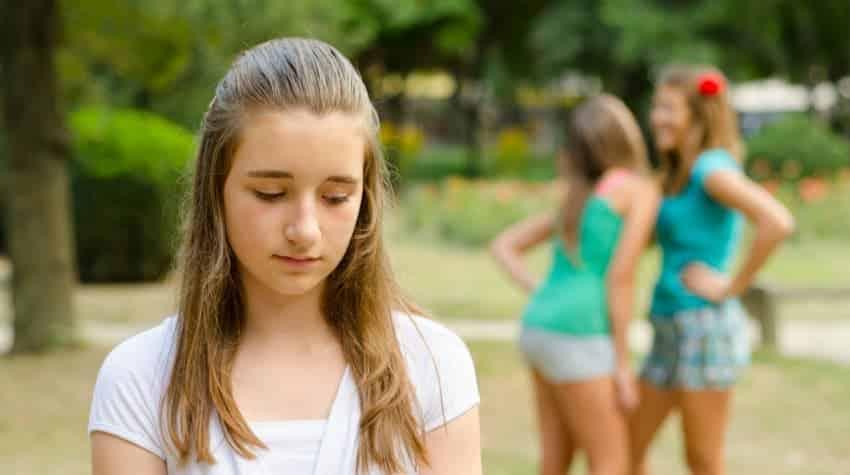 Teenagers And Self Esteem  Troubled Teens