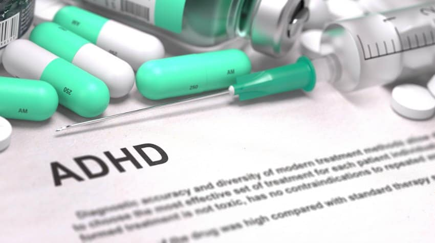 Treatments Of ADHD  Troubled Teens