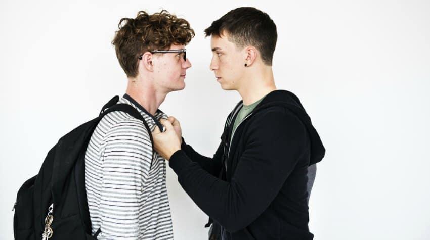 Teen Bullying Troubled Teens