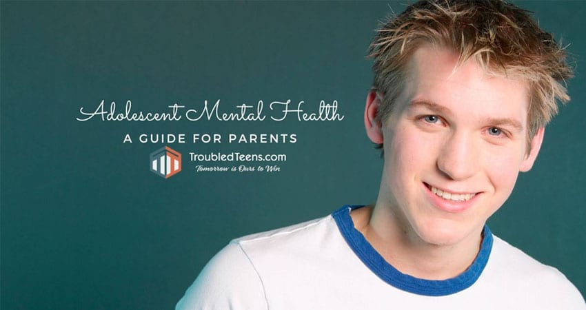 Mental Health Is a Growing Problem for Adolescents   A Guide for Parents Troubled Teens